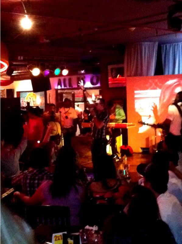 Bad Bunny Live At Hard Rock Cafe