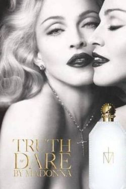 Madonna lanza su fragancia True Or Dar Foto 1