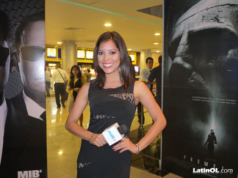 Fotos del Preestreno de la pel�cula  Men in Black 3 en 3D Foto 10