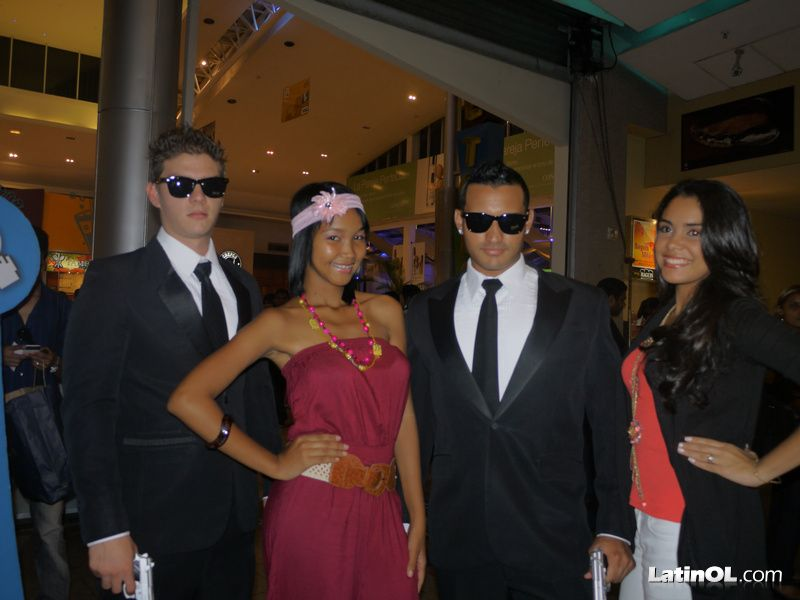 Fotos del Preestreno de la pel�cula  Men in Black 3 en 3D Foto 17