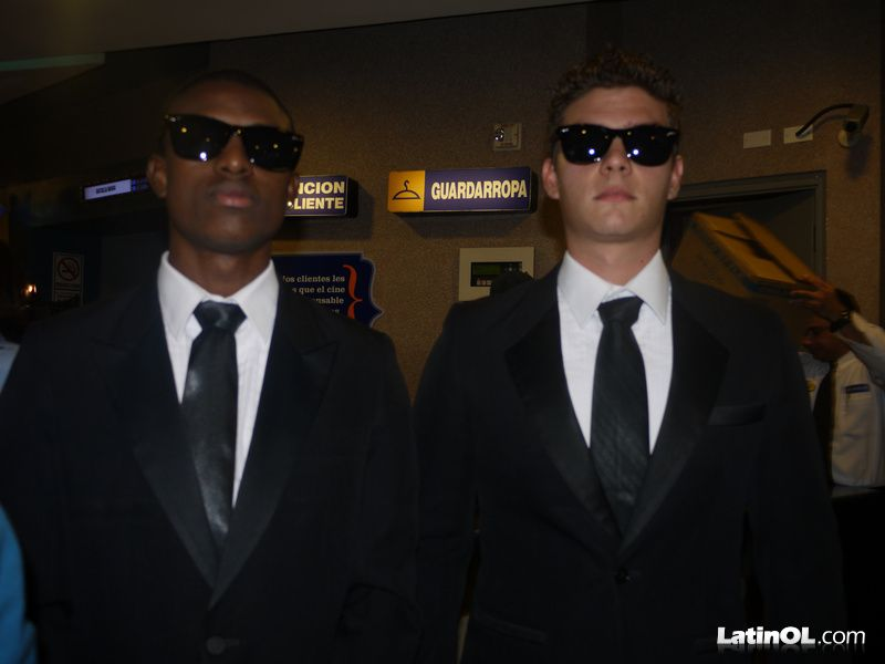 Fotos del Preestreno de la pel�cula  Men in Black 3 en 3D Foto 31