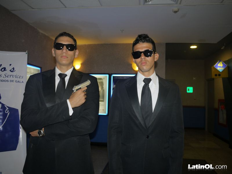 Fotos del Preestreno de la pel�cula  Men in Black 3 en 3D Foto 32