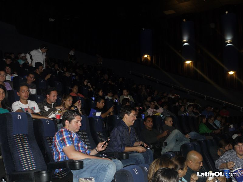 Fotos del Preestreno de la pel�cula  Men in Black 3 en 3D Foto 41