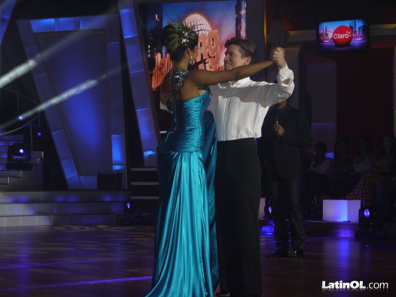 Fotos de la Sexta Gala de Dancing with the Stars Foto 6