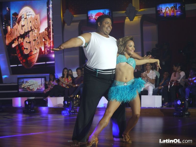 Fotos de la Sexta Gala de Dancing with the Stars Foto 11