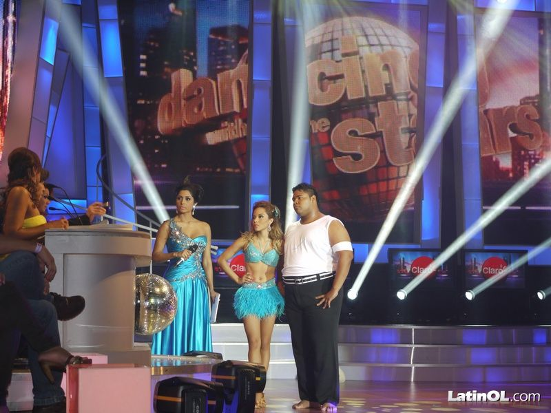 Fotos de la Sexta Gala de Dancing with the Stars Foto 12