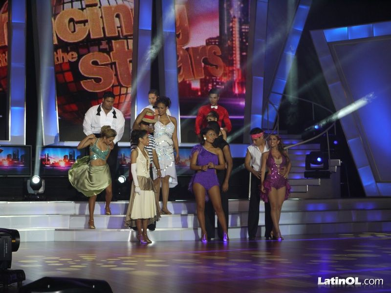 Fotos de la Sexta Gala de Dancing with the Stars Foto 73