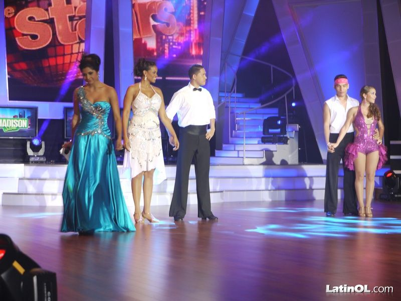 Fotos de la Sexta Gala de Dancing with the Stars Foto 74
