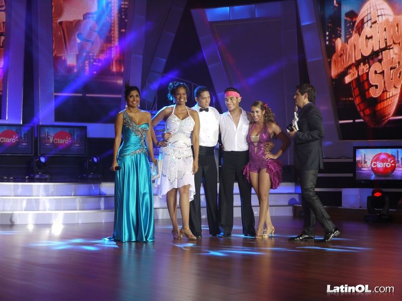 Fotos de la Sexta Gala de Dancing with the Stars Foto 78
