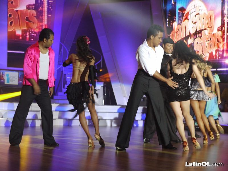 S�ptima Gala de Dancing With The Star Foto 12