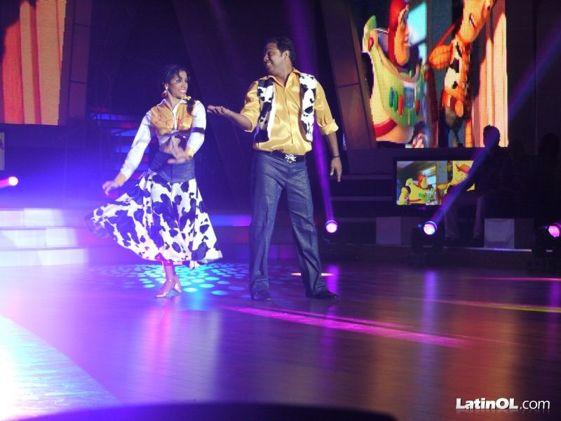 S�ptima Gala de Dancing With The Star Foto 64