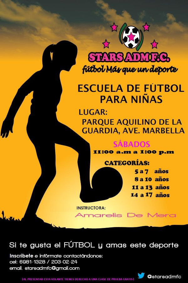Volkswagen El Paso >> Amarelis De Mera abre academia de fútbol femenino | LatinOL.com Deportes