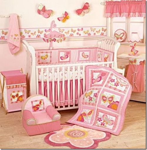 Ideas para decorar el cuarto de tu bebe - Ideas decoracion bebe ...