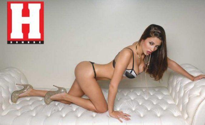 Ivana Nadal posa para la revista H para Hombres | LatinOL.com Vida ...