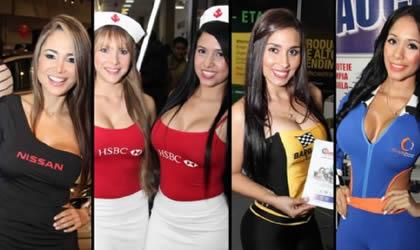 Fotos De Azafatas Del Panama Motor Show 2013 Latinol Com