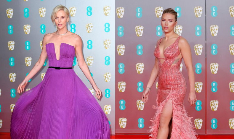 La moda impero en el 'Red Carpet' de los BAFTA 2020