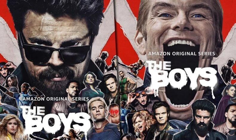 Amazon prepara un Spin-Off de su serie 'The Boys'