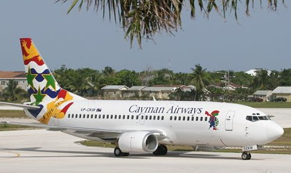 Grand Cayman Airways, la nueva l�nea aerea para Panam�