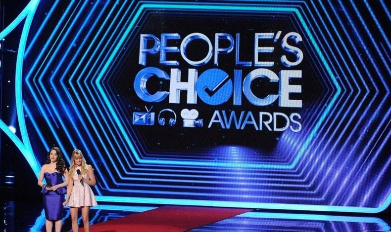 E! People' s Choice Awards 2020 abre sus votaciones ¡conoce a los nominados!