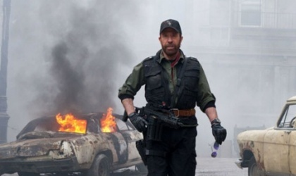 Nuevas im�genes para The Expendables 2 y The Bourne Legacy