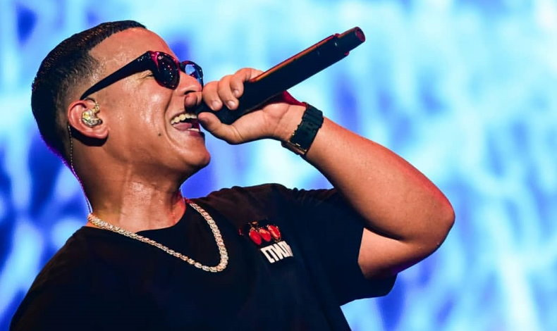 El Rommel Fernández se prende con 'The Big Boss' Daddy Yankee