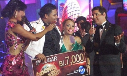 Michael Vega, el rey en la Gran Final de Dancing with the Stars