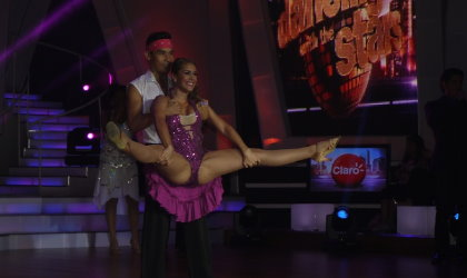 Fotos de la Sexta Gala de Dancing with the Stars