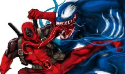 La hora de matar arañitas... Deadpool