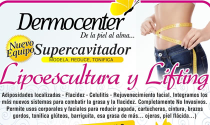 Dermocenter paquetes especiales con nuevas tecnolog�as