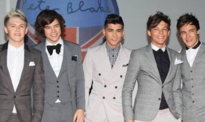 One Direction pide ayuda para pr�ximo CD