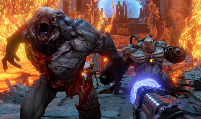 DOOM Eternal se retrasa hasta marzo de 2020