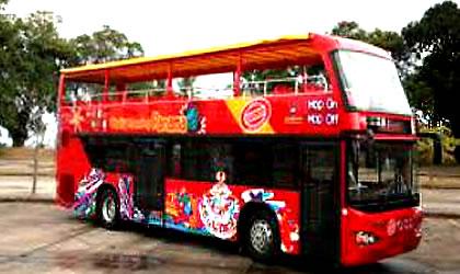 Panam ofrecer servicio de autobuses de dos pisos vida social - Autobuses de dos pisos ...