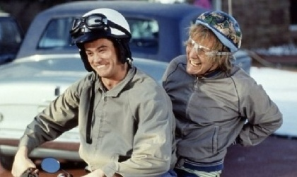Jim Carrey dice bye, bye  a la secuela de Dumb and Dumber