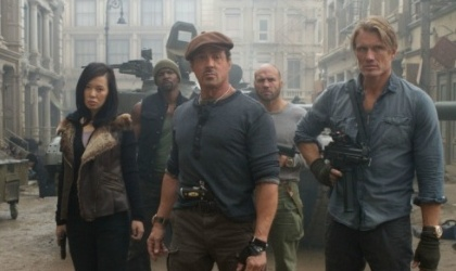 Tr�iler de The Expendables 2 �Made in Am�rica!