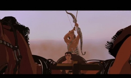 Tráiler de Arjun, animación de Disney made in la India