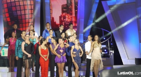 Fotos de la Segunda Gala de Dancing with the Stars
