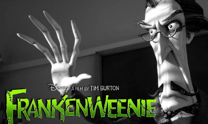 Descarga los wallpaper y display de Frankenweenie