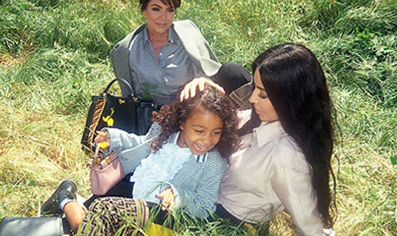 North West protagoniza importante campaña de moda