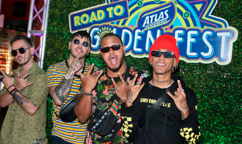 Lalo Ebratt y Trapical Minds participarán del Road To Golden Fest en Latitude 47