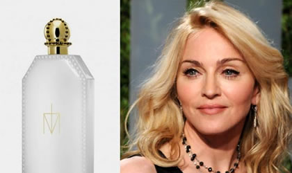 Madonna lanza su fragancia True Or Dar