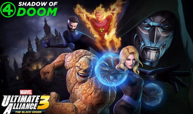 Marvel Ultimate Alliance tendrá a los 4 Fantásticos