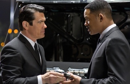 Fotos del Preestreno de la pel�cula  Men in Black 3 en 3D