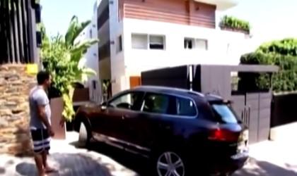 Neymar muestra su nueva casa en barcelona deportes - Casas de musica en barcelona ...