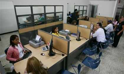 Oficinas instituciones aut nomas y semiaut nomas retoman for Oficinas registro civil