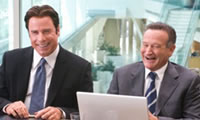 Trailer de Robin Williams y John Travolta juntos en Old Dogs