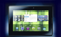 BlackBerry present� su PlayBook