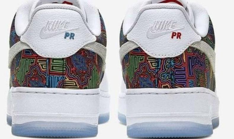 Artístico Preludio anfitriona  Polémica por uso de la 'mola' en zapatillas Nike | LatinOL.com SpotFASHION