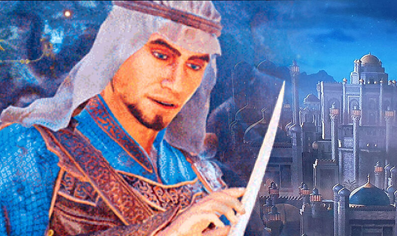 Filtradas imágenes del remake de Prince of Persia The Sands of Time