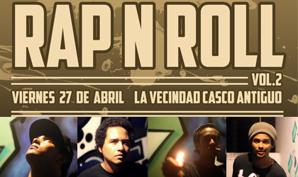 Regresa el Rap N' Roll Vol. 2