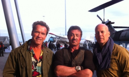 Segundo tr�iler de 'The Expendables 2': Time to Reload